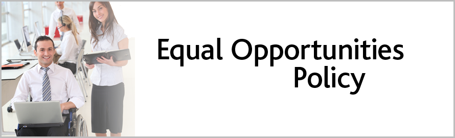 Equal Opportunities Policy (Recruitment and Selection)