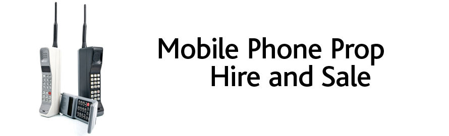 Mobile Device Prop Hire